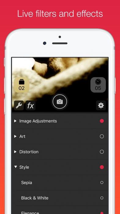 Tap Cam - Zlacnené aplikácie pre iPhone/iPad a Mac #37 týždeň