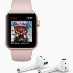 apple watch series 3 music airpods 240x240 - Vyšlo watchOS 4.1 so streamovaním hudby cez LTE a tvOS 11.1