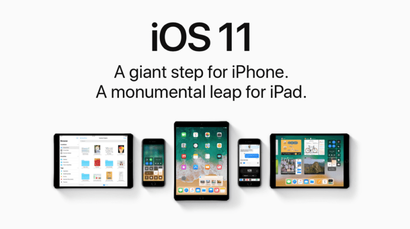 iOS 11 main 800x447 - Systém iOS 11 bude dostupný pro veřejnost už dnes