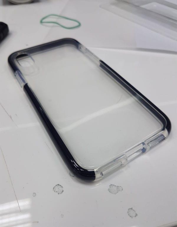 """iPhone X Edition Puzdro 600x772 - Obal pre """"iPhone X Edition"""" odhaľuje veľkostné rozdiely oproti dnešným modelom"""