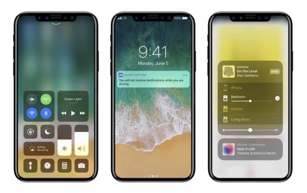 iPhone X iDrop News 1 600x377 - Unikla finálna verzia iOS 11, odhaľuje funkcie pre iPhone 8 a nové Apple Watch s LTE