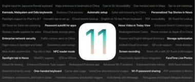 ios 11 feature list 600x252 380x160 - Apple vydal iOS 11.2 pre verejných beta testerov