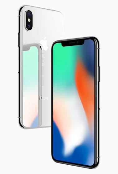iphone x front back glass 380x559 - iPhone X: Interview s našim čitateľom, časť 1.