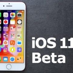 iOS 11.1 beta 240x240 - Apple vydal druhou betu iOS 11.1 pro vývojáře, co je nového?