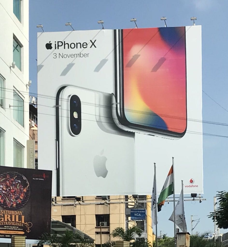 iPhone X Hyderabad - Jak zvýšit pravděpodobnost, že si stihnete předobjednat iPhone X jako jeden z prvních?