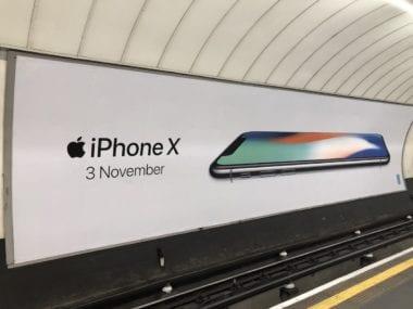 iPhone X Londýn 2 380x285 - Apple některým předobjednávkám na iPhone X vylepšuje předpokládané datum doručení