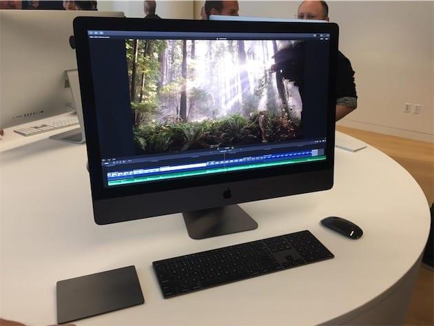 imac pro macgeneration3 - Apple ukázal nový iMac Pro novinárom, predstavil aj update pre Final Cut Pro X