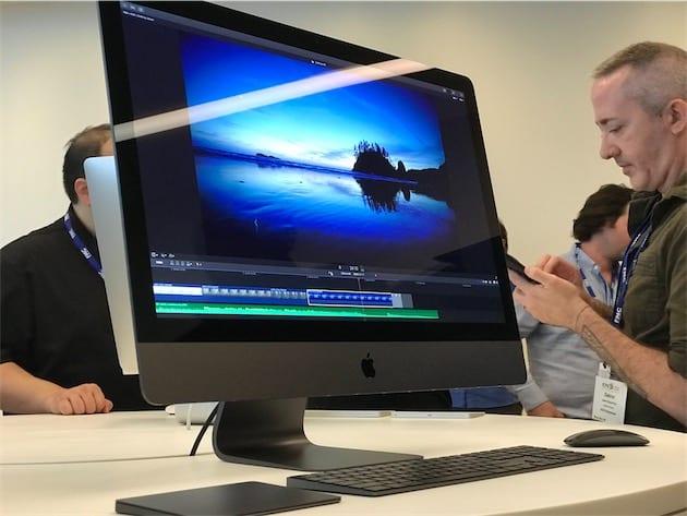 imac pro macgeneration4 - Apple ukázal nový iMac Pro novinárom, predstavil aj update pre Final Cut Pro X