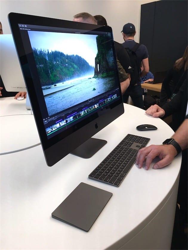 imac pro macgeneration5 - Apple ukázal nový iMac Pro novinárom, predstavil aj update pre Final Cut Pro X
