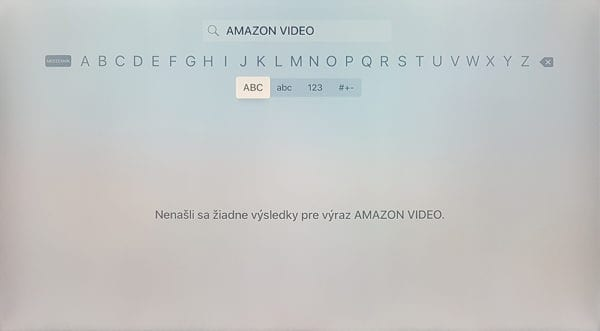 Apple TV Amazon Video