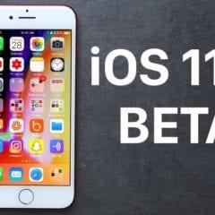 IOS 11.2 beta 240x240 - Apple vydal pátou beta verzi iOS 11.2 pro vývojáře