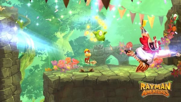 Rayman Adventures Apple TV