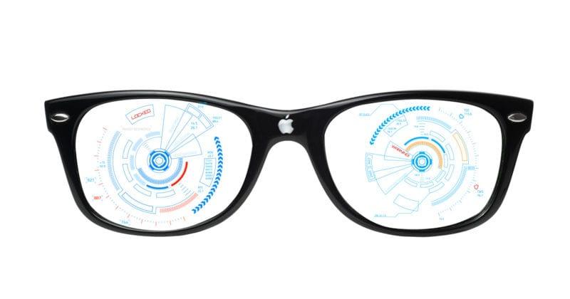 apple ar glasses 800x420 - Apple pracuje na AR okuliaroch s vlastným operačným systémom, na trh by sa mohli dostať do roku 2020