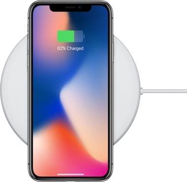 iPhone X bezdrátové nabíjení 380x370 - Po nainstalování iOS 11.2 budete moci nabíjet iPhone 8 & X bezdrátově rychleji