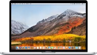 macOS High Sierra desktop MacBook Pro 380x217 - Apple vydal macOS High Sierra 10.13.5, prináša Správy v iCloude