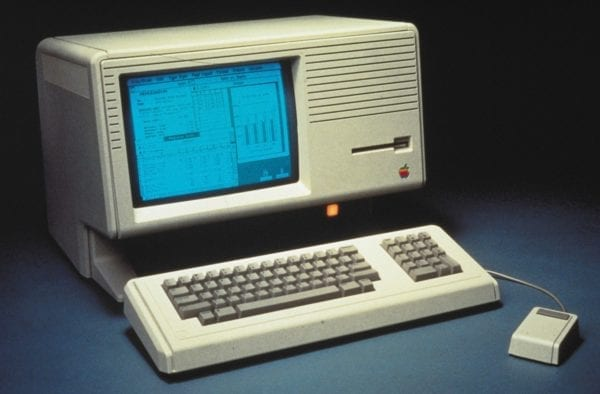 Apple Lisa 1 600x394 - Operačný systém Apple Lisa bude čoskoro dostupný bezplatne