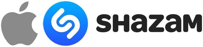 shazam apple logo