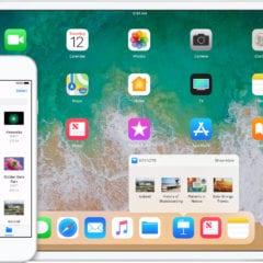 ios 11 iphone ipad devices icloud drive 240x240 - iOS 11 si podľa Applu nainštalovalo už 59 % používateľov