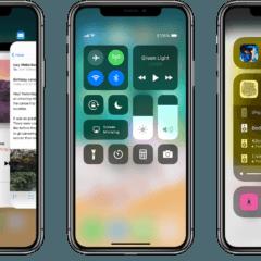 iphone x ios 11 controlcenter 240x240 - Apple údajne odloží novinky z iOS 12, sústrediť sa chce primárne na kvalitu