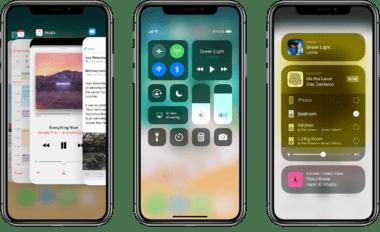 iphone x ios 11 controlcenter 380x232 - Apple údajne odloží novinky z iOS 12, sústrediť sa chce primárne na kvalitu