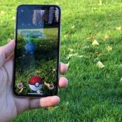 pokemon go arkit ar plus 1 2.0 240x240 - Pokémon GO dostáva pokročilý AR+ mód, exkluzívne pre iOS
