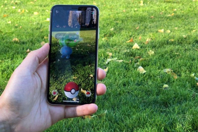 pokemon go arkit ar plus 1 2.0 800x533 - Pokémon GO dostáva pokročilý AR+ mód, exkluzívne pre iOS