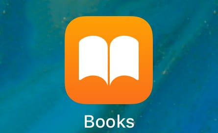 iBooks Books iOS 11.3
