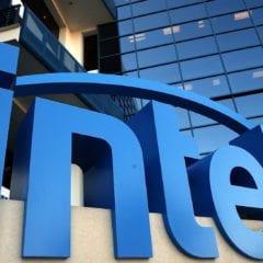 intel logo building 240x240 - Intel ukončil vývoj 5G modemov po tom, ako ich Apple odmietol použiť v novom iPhone