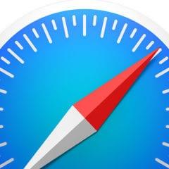 safari yosemite icon 240x240 - Na opatrenia proti sledovaniu používateľov v Safari sa už sťažujú reklamné spoločnosti