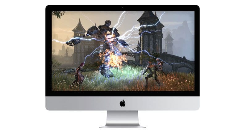 27in imac gaming - Tipy pre hry na Mac v roku 2018