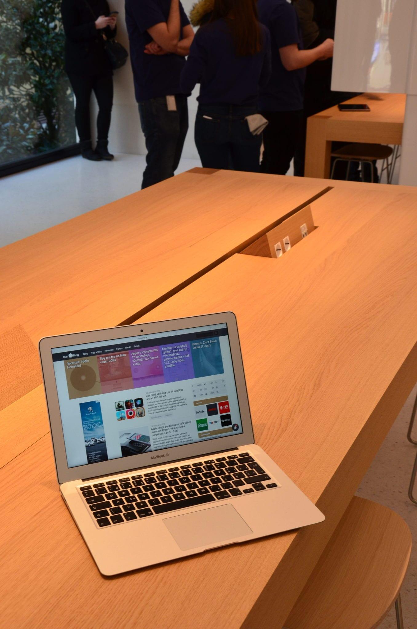 Apple Store Viedeň MacBlog.sk