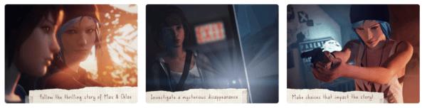 Life Is Strange 600x152 - Zlacnené aplikácie pre iPhone/iPad a Mac #10 týždeň