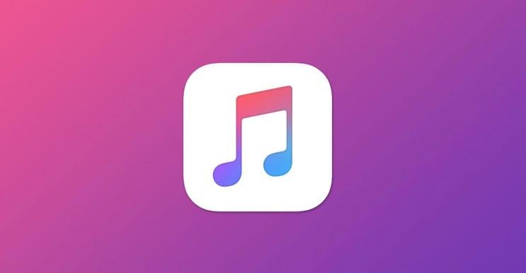 apple music logo - Apple Music má nyní 36 milionů platících uživatelů a mohla by předběhnout Spotify