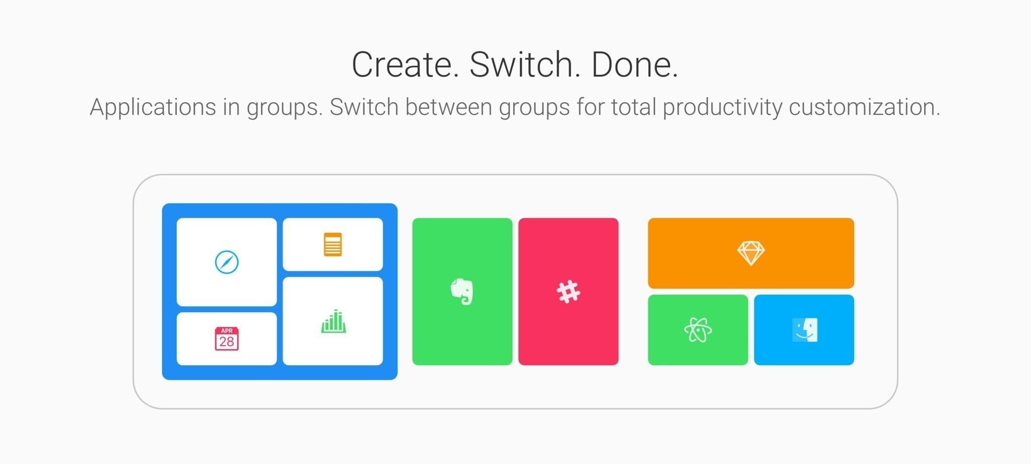 switchem macupdate bundle - Love Your Workflow - výhodný Mac bundle so zľavou 81 %
