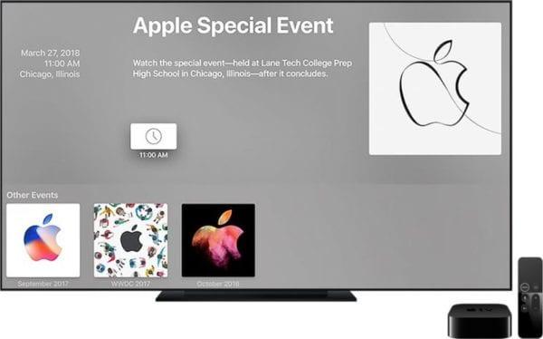 Apple Special Event Lets take a field trip 600x374 - Apple potvrdil, že konference konaná 27. března NEbude vysílána živě