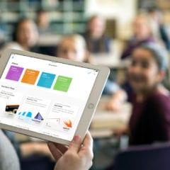 Apple iPad Schoolwork app 03272018 240x240 - Apple predstavil nový softvér pre školstvo – Classroom a Schoolwork