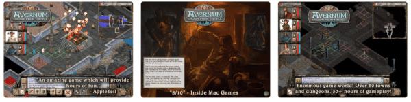 Avernum Escape From the Pit HD 600x150 - Zlacnené aplikácie pre iPhone/iPad a Mac #12 týždeň