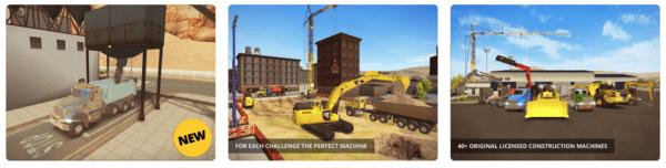 Construction Simulator 2 600x152 - Zlacnené aplikácie pre iPhone/iPad a Mac #12 týždeň