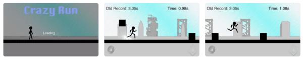 Crazy Run 600x119 - Zlacnené aplikácie pre iPhone/iPad a Mac #21 týždeň