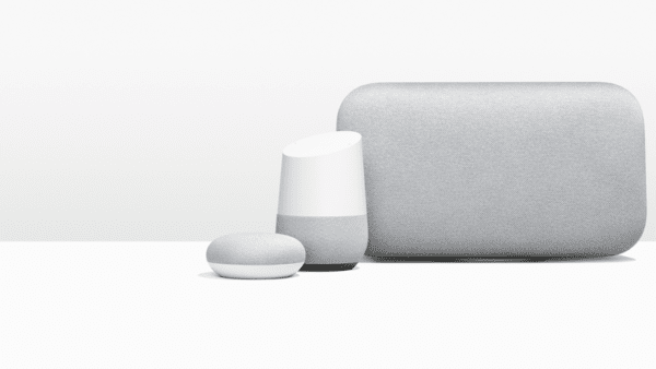 Google Home Product Family