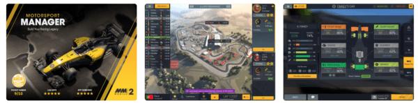 Motorsport Manager Mobile 2 600x149 - Zlacnené aplikácie pre iPhone/iPad a Mac #13 týždeň