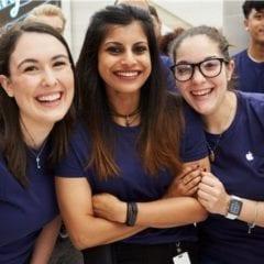 apple team members 800x454 240x240 - Tim Cook a Apple oslavujú Medzinárodný deň žien