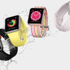 apple watch spring 240x240 - Nová jarní kolekce řemínků pro Apple Watch je nyní dostupná k zakoupení
