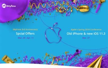 banner1 380x238 - Získajte iMyFone Umate, čistič priestoru na iPhone, zadarmo ešte pred inštaláciou iOS 11.3