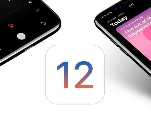 ios 12 release date 600x469 - Apple vydal štvrtú beta verziu iOS 12.4