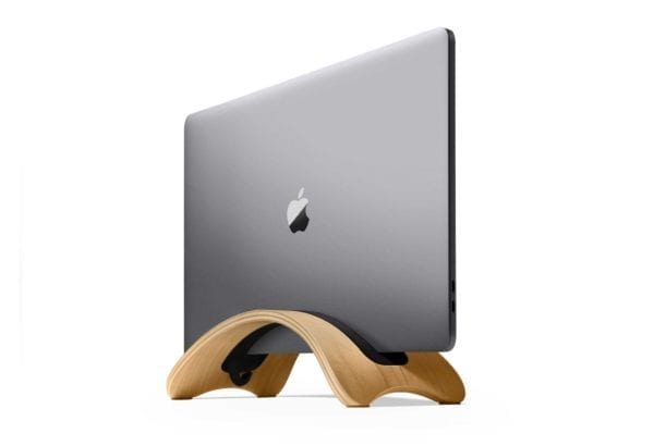 twelve south mod macbook pro 600x410 - Twelve South aktualizoval svoj BookArc möd stojan pre nový MacBook Pro