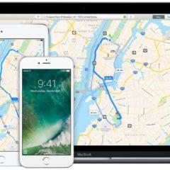Apple Maps iphone ipad mac devices 240x240 - Apple Maps čaká kompletná prerábka s dôrazom na vlastné dáta