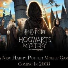 Harry Potter Hogwarts Mystery 1 240x240 - Hra Harrry Potter: Hogwarts Mystery přijde na iOS 25. dubna