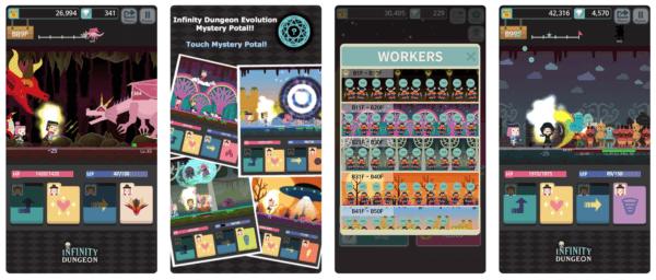 Infinity Dungeon VIP 600x256 - Zlacnené aplikácie pre iPhone/iPad a Mac #11 týždeň