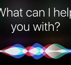 """Siri 240x219 - Apple hledá armádu inženýrů, kteří by dokázali """"udělat"""" Siri chytřejší"""